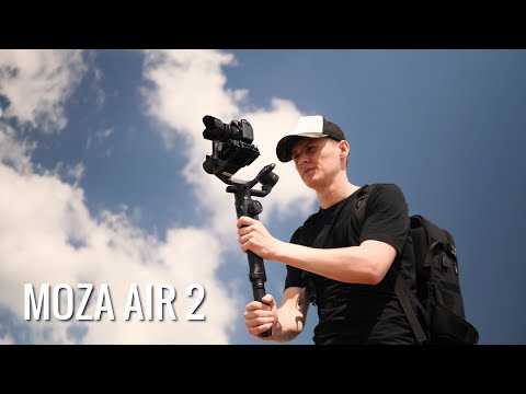 Load and play video in Gallery viewer, MOZA Air 2 Gimbal