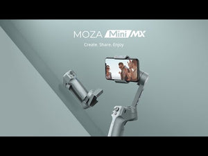 Load and play video in Gallery viewer, MOZA Mini MX
