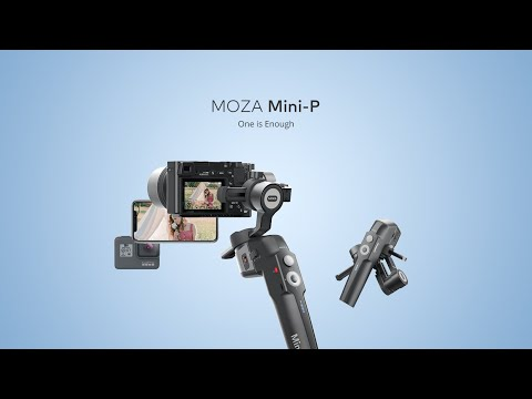 Load and play video in Gallery viewer, MOZA Mini-P Gimbal