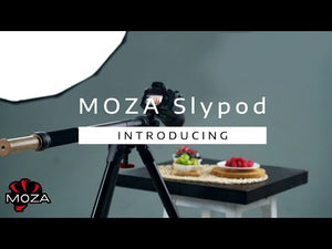 Load and play video in Gallery viewer, MOZA Slypod - The World's First 2-in-1 Motorized Slider & Monopod