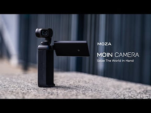 Load and play video in Gallery viewer, MOZA MOIN Camera