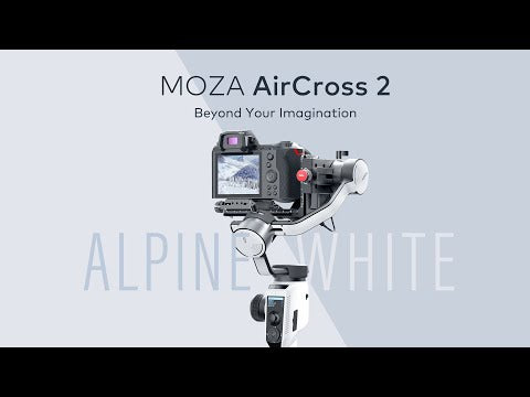 Load and play video in Gallery viewer, MOZA AirCross 2