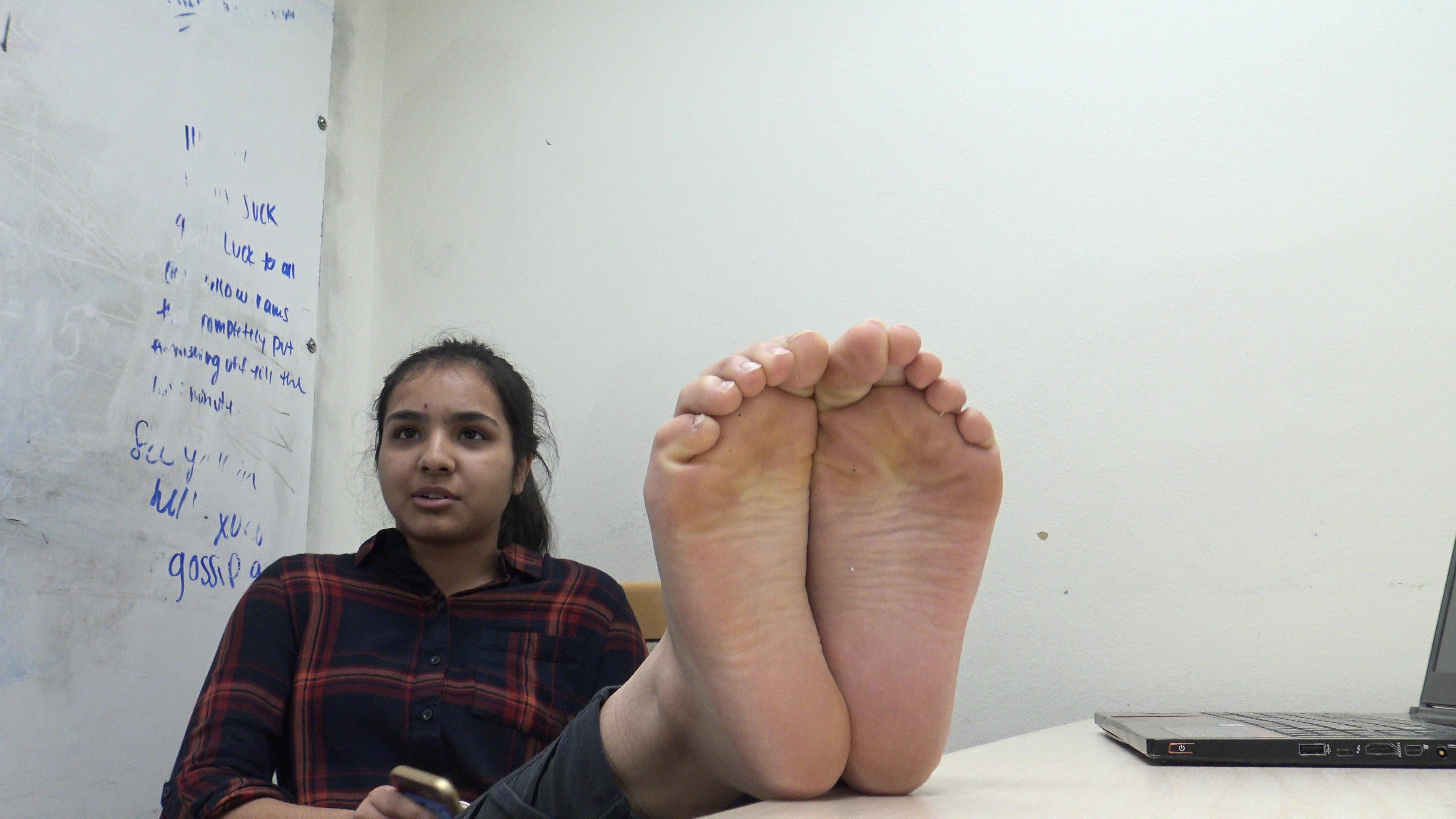 Bangladesh Candid College Feet Toes & Soles 4K Duration 8 Minutes Part 1
