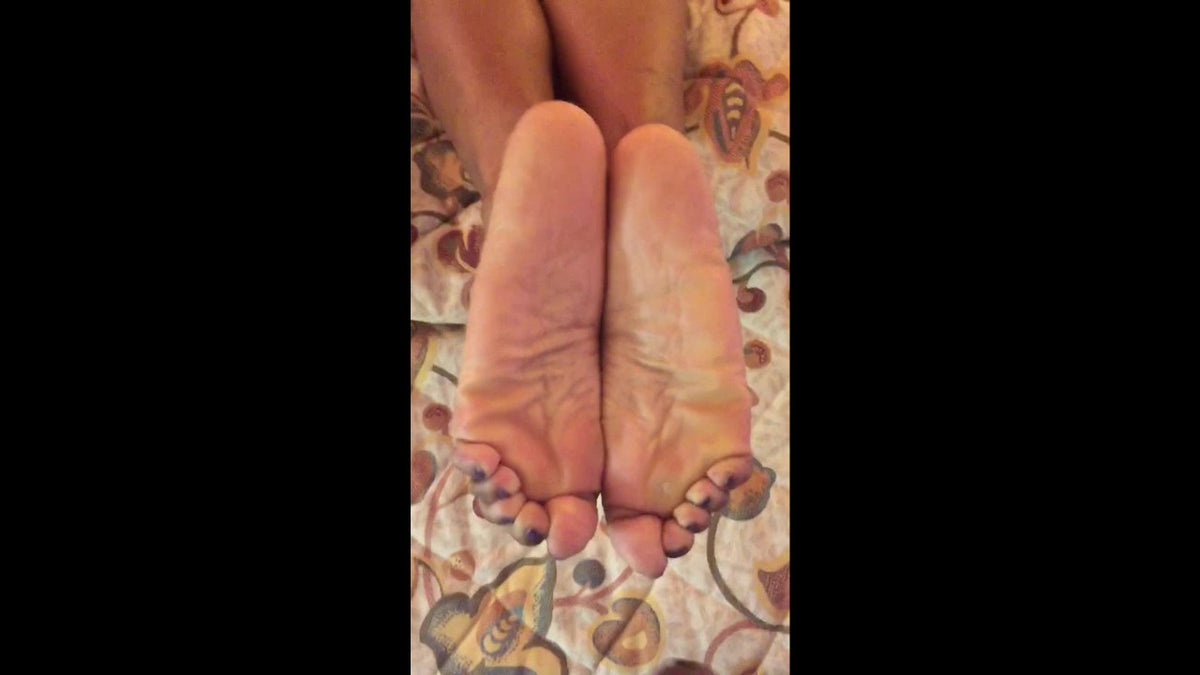 Compilation of 11 Models Sprayed Feet Soles X-rated Part 7 (Cum)