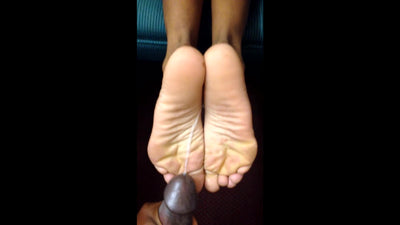 Compilation of 11 Models Sprayed Feet Soles X-rated Part 1 (Cum) 9:35