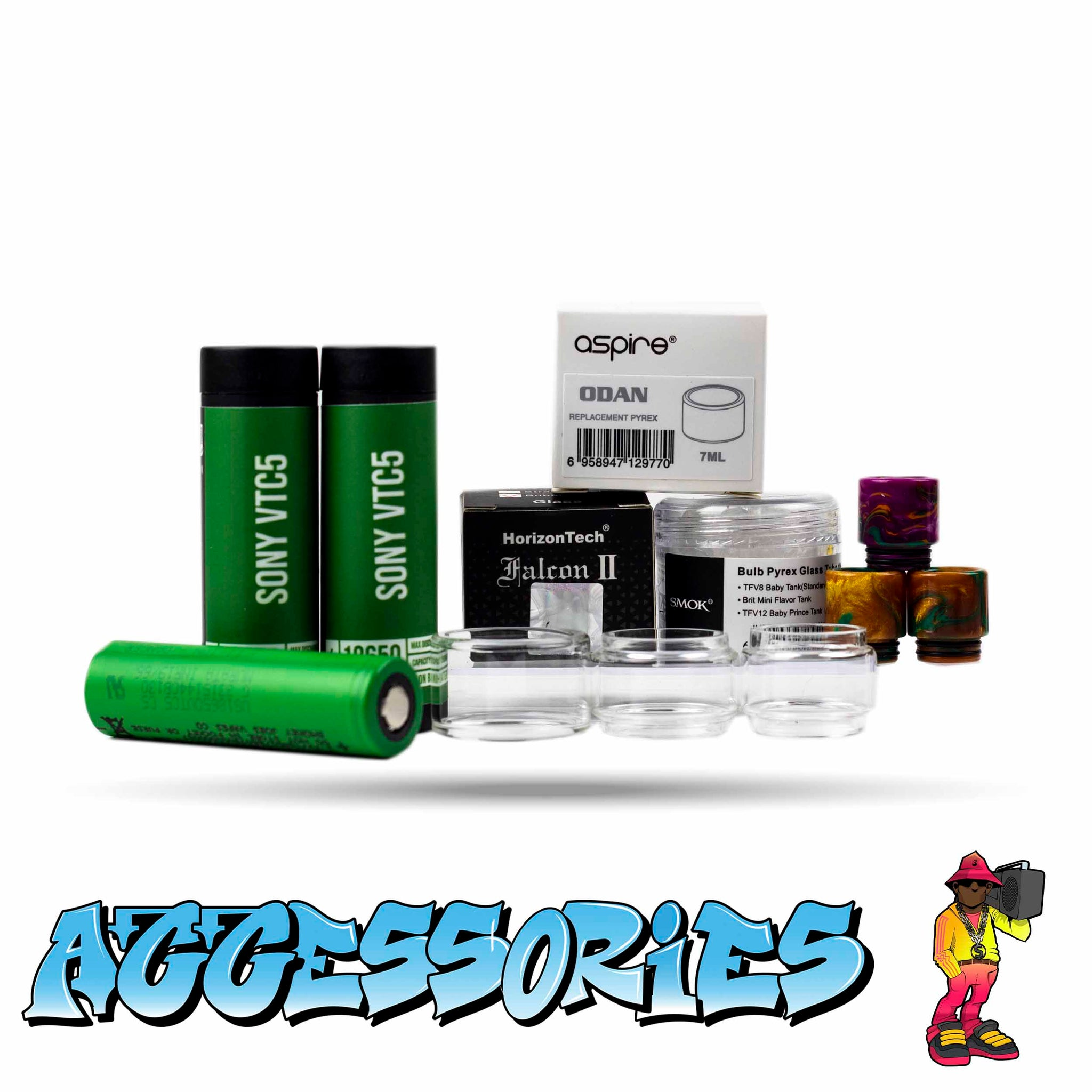 Vape Accessories | Smokey Joes Vapes Co