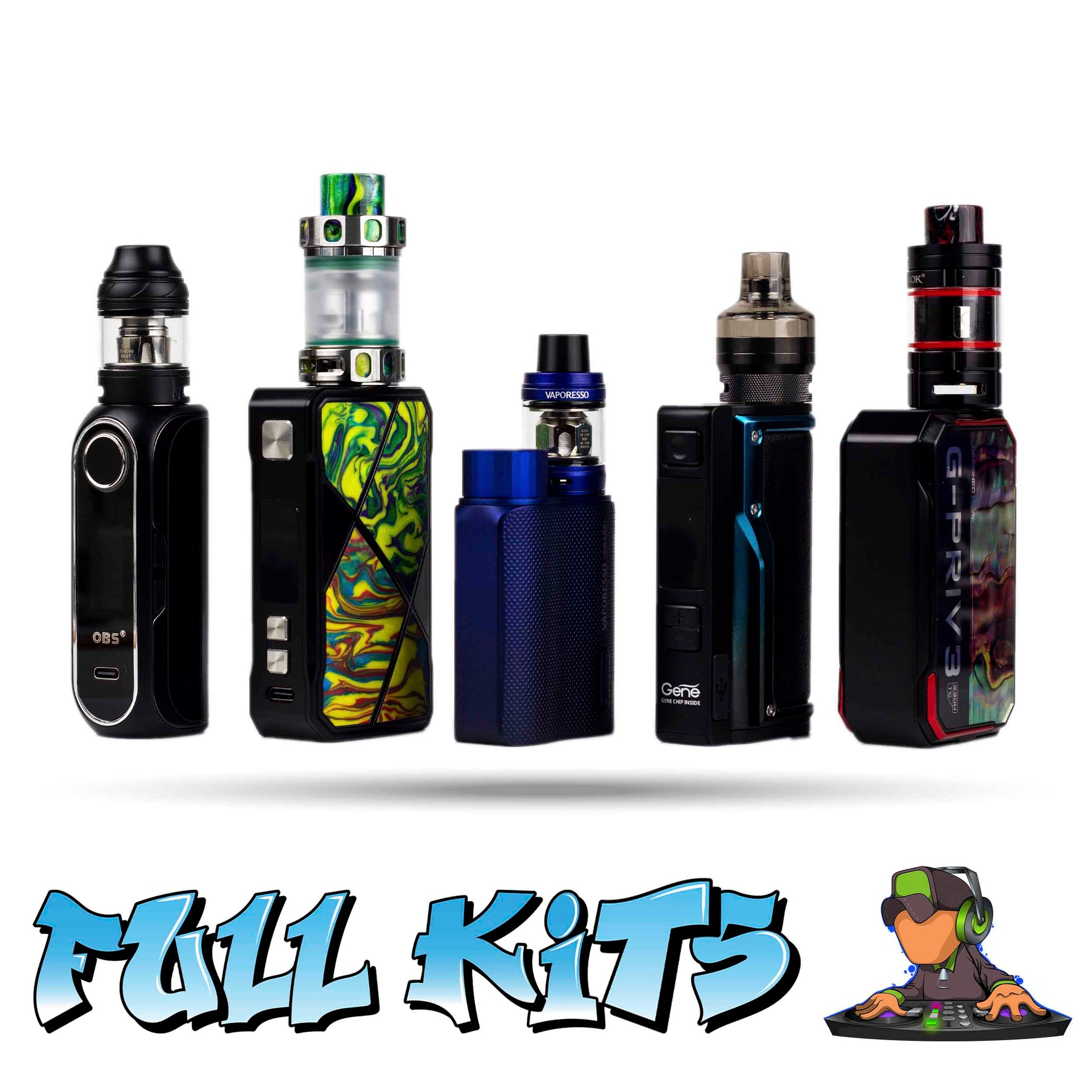 Full Kits | Smokey Joes Vapes Co