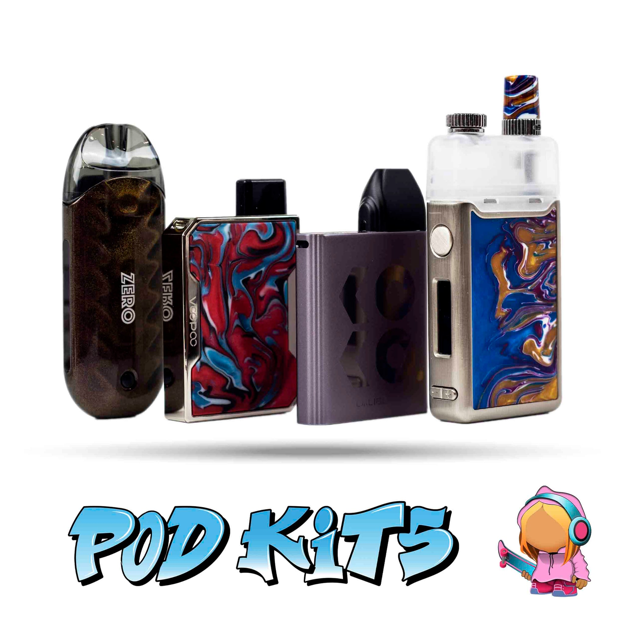 Pod Kits | Smokey Joes Vapes Co