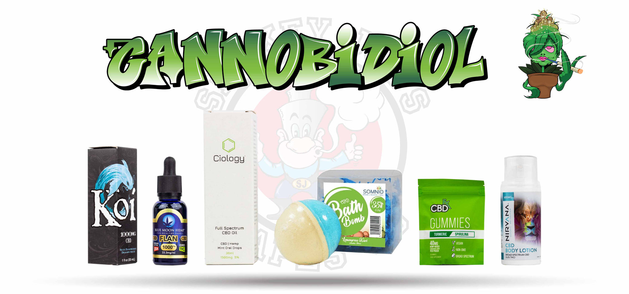 CBD Products | Smokey Joes Vapes Co