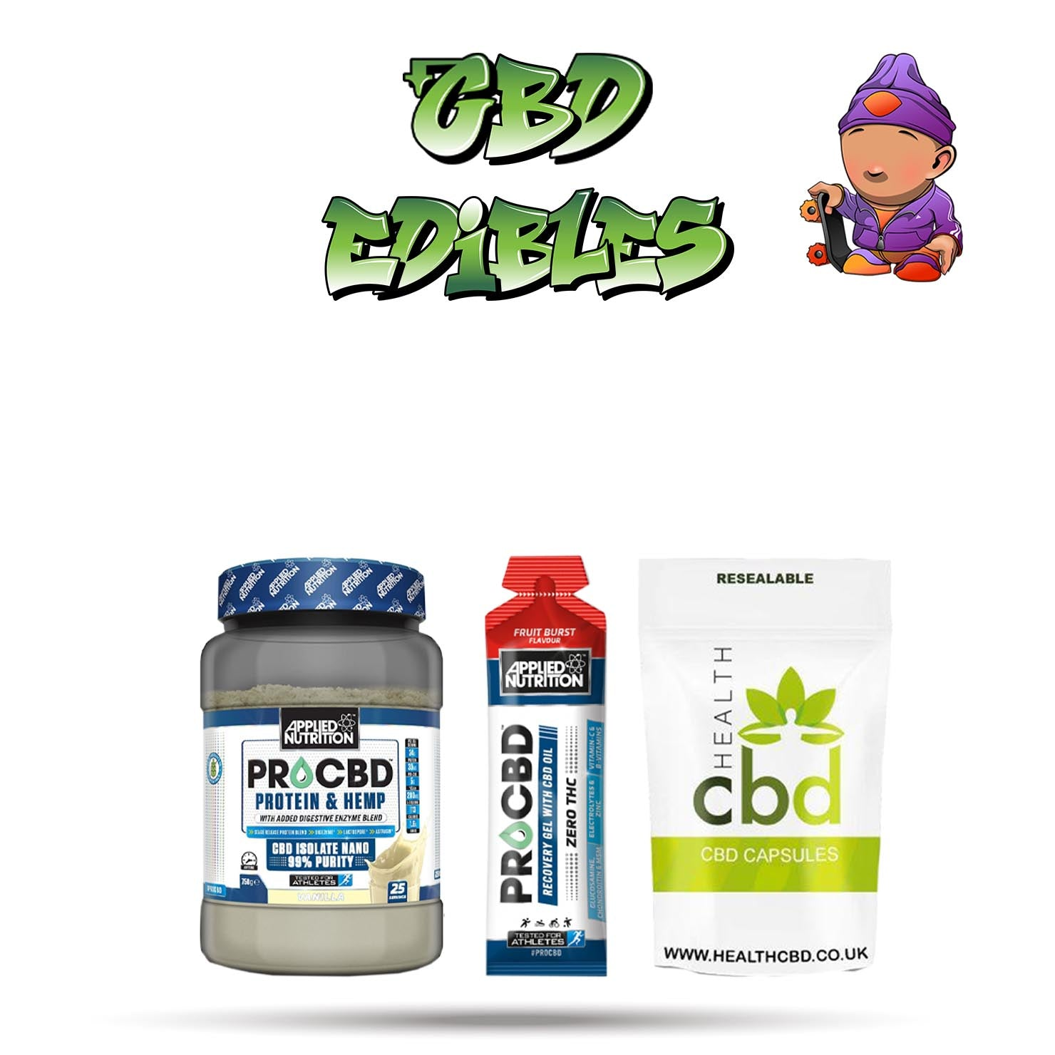 CBD Edibles | Smokey Joes Vapes Co