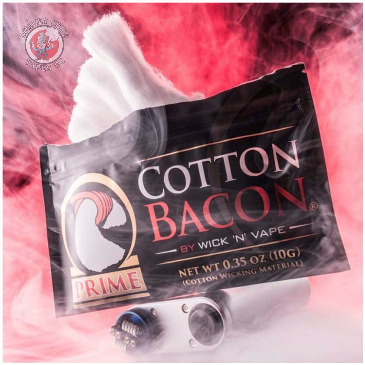 Cotton Bacon Prime | Smokey Joes Vapes Co