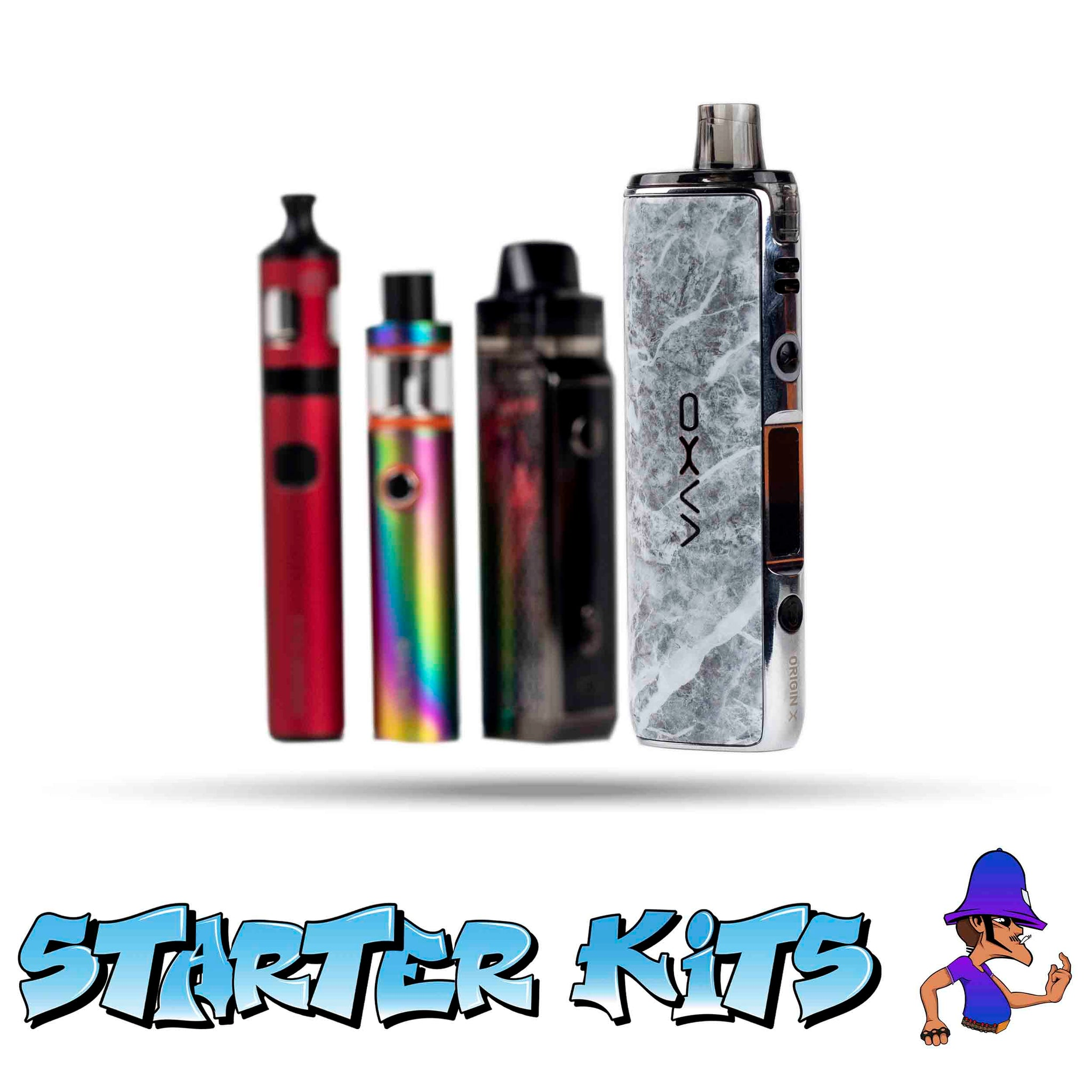 Starter Kits | Smokey Joes Vapes Co