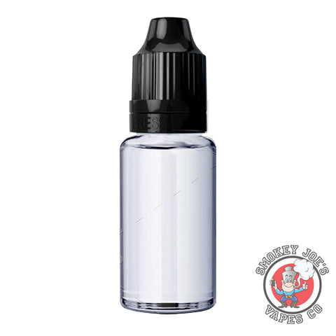 10ml Empty E-Liquid Bottle | Smokey Joes vapes Co
