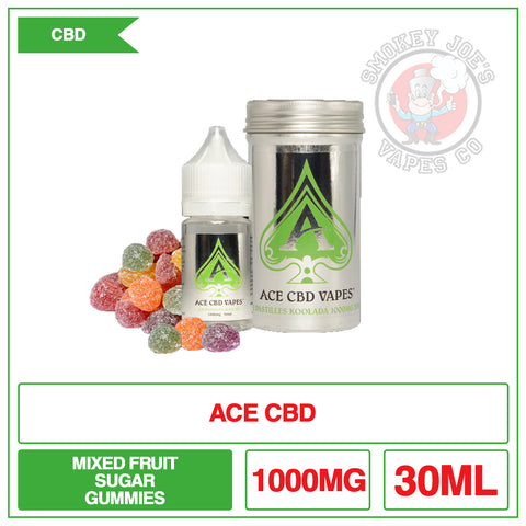 Ace Cbd - Ice Pastiles - 30ml - 1000mg