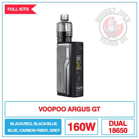 VooPoo Argus GT Kit | Smokey Joes Vapes Co