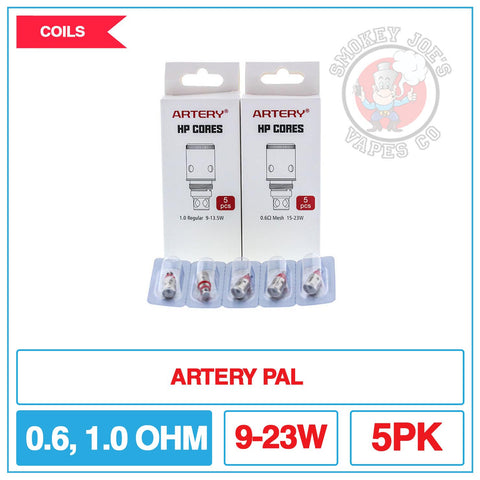 Artery Pal - Replacement Coils