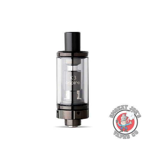 Aspire - K3 Tank - Black | Smokey Joes Vapes Co