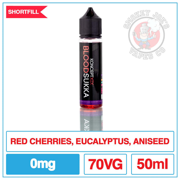 Konceptxix - Bloodsukka - 50ml | Smokey JoesVapes Co
