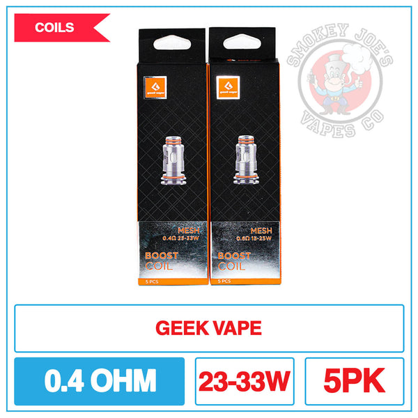 Geek Vape Aegis Boost - Replacement Coils