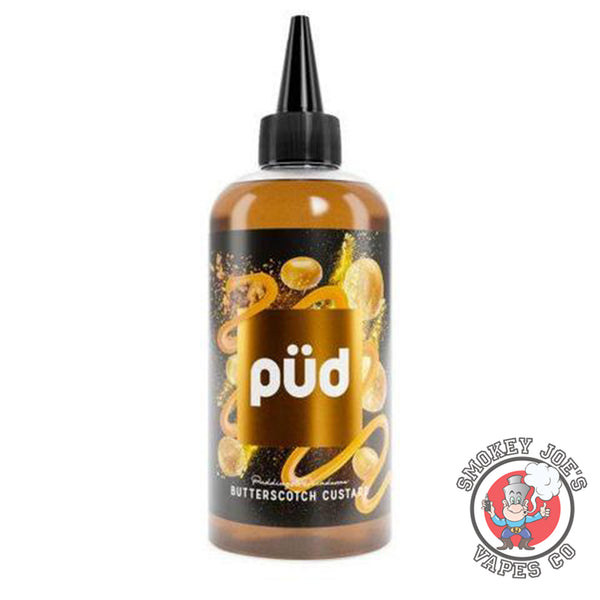 PUD Pudding and Decadence - Butterscotch Custard - 200ml | Smokey Joes Vapes Co