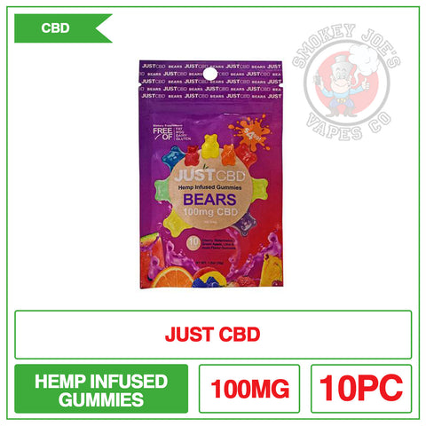 Just CBD - Gummies Bears - 100mg
