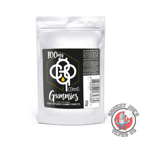 CBEED - Gummy Worms - 25g per Gummy | Smokey Joes Vapes Co