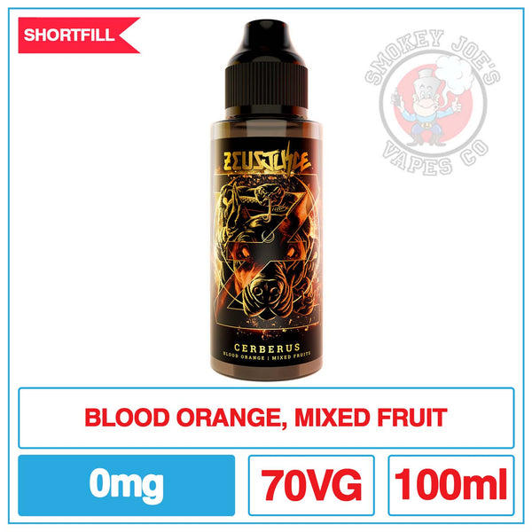 Zeus Juice - Cerberus - 100ml | Smokey Joes Vapes Co