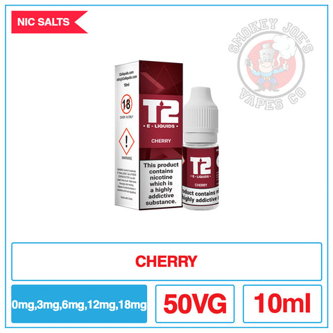 T2 - Nic Cherry | Smokey Joes Vapes Co