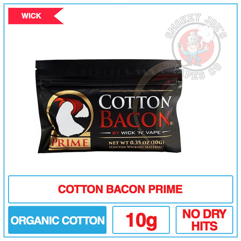 Cotton Bacon Prime.