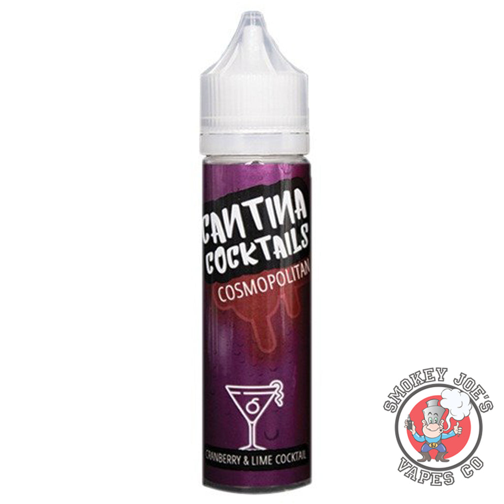 Smokey Joes Vapes Co - Cantina Cocktails - Cosmopolitan