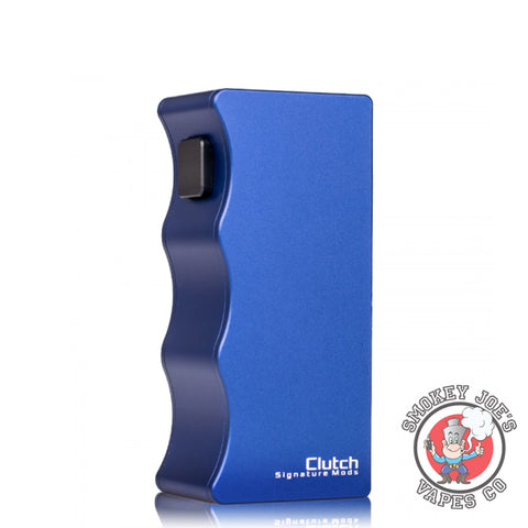 Dovpo - Clutch - Mech Mod - Blue | Smokey Joes Vapes