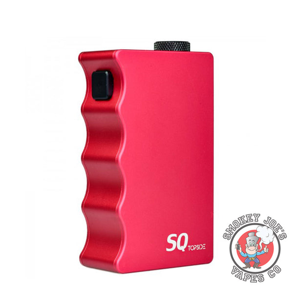 Dovpo - SQ Topside Mod - Red | Smokey Joes Vapes Co