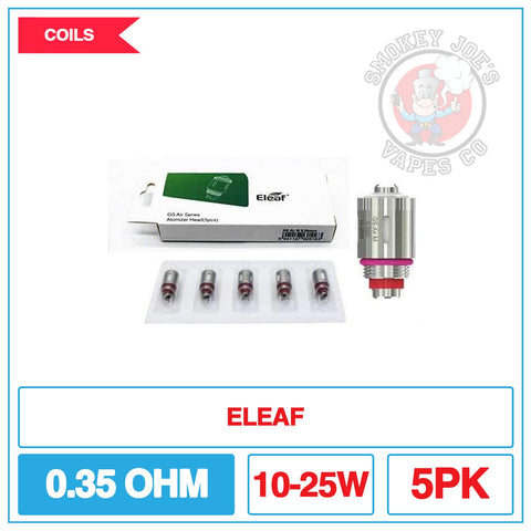Eleaf GS Air Coils - 0.35 | Smokey Joes Vapes Co