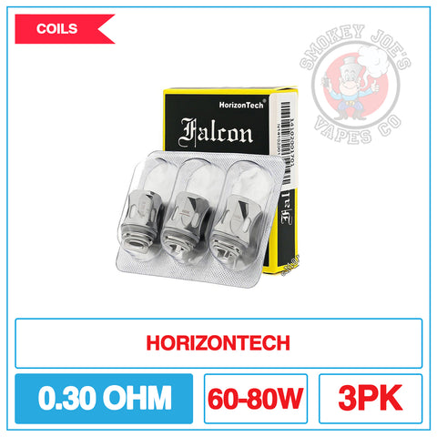HorizonTech - Falcon / Falcon King - Replacement Coils| Smokey Joes Vapes Co