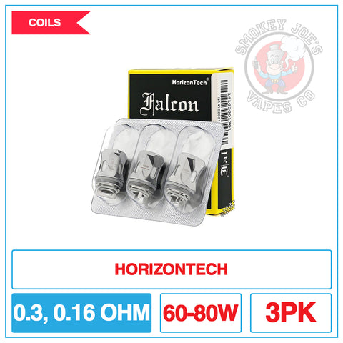 HorizonTech - Falcon / Falcon King - Replacement Coils