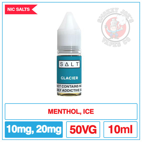 SALT - Glacier | Smokey Joes Vapes Co