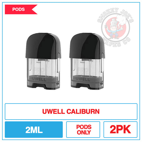 Uwell - Caliburn G - Replacement Pod| Smokey Joes Vapes Co
