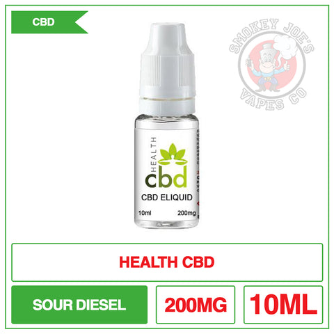 Health CBD - eLiquid - Sour Diesel