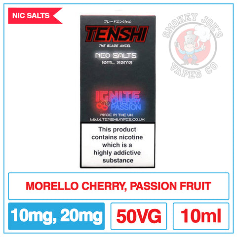 Tenshi - Neo Salts - Ignite | Smokey Joes Vapes Co