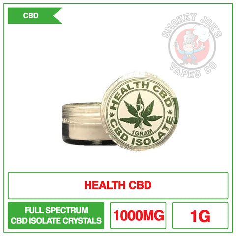 Health CBD - Isolate