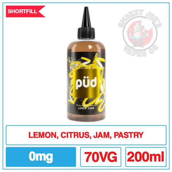 PUD Pudding and Decadence - Cinnamon Bun - 200ml | Smokey Joes Vapes Co