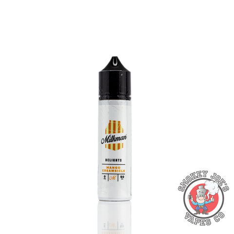 The Milkman - Mango Creamsicle - 50ml | Smokey Joes Vapes Co