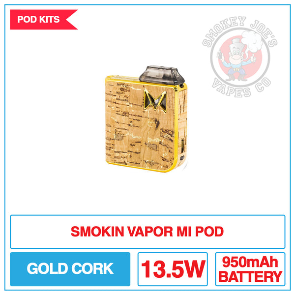 MI Pod By Smoking Vapor | Smokey Joes Vapes Co