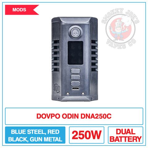 Odin DNA 250C | Smokey Joes Vapes Co