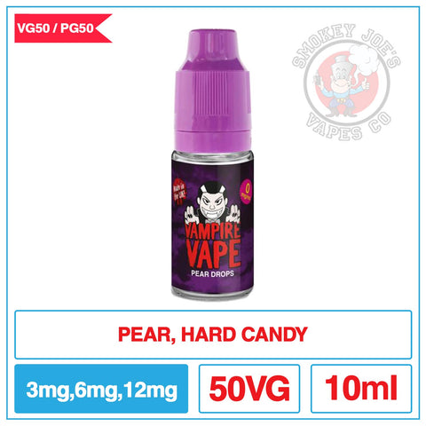 Vampire Vapes - Pear Drops | Smokey Joes Vapes Co