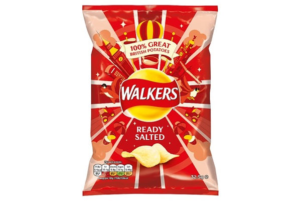 Walkers Crisp Ready Salted| Smokey Joes Vapes Co