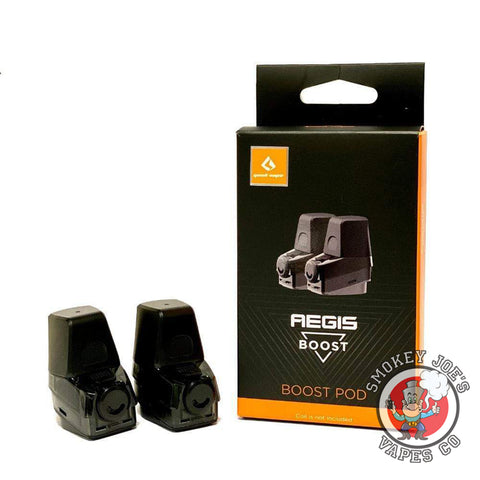 Aegis Boost Replacement Pods 3.7ml | Smokey Joes Vapes Co