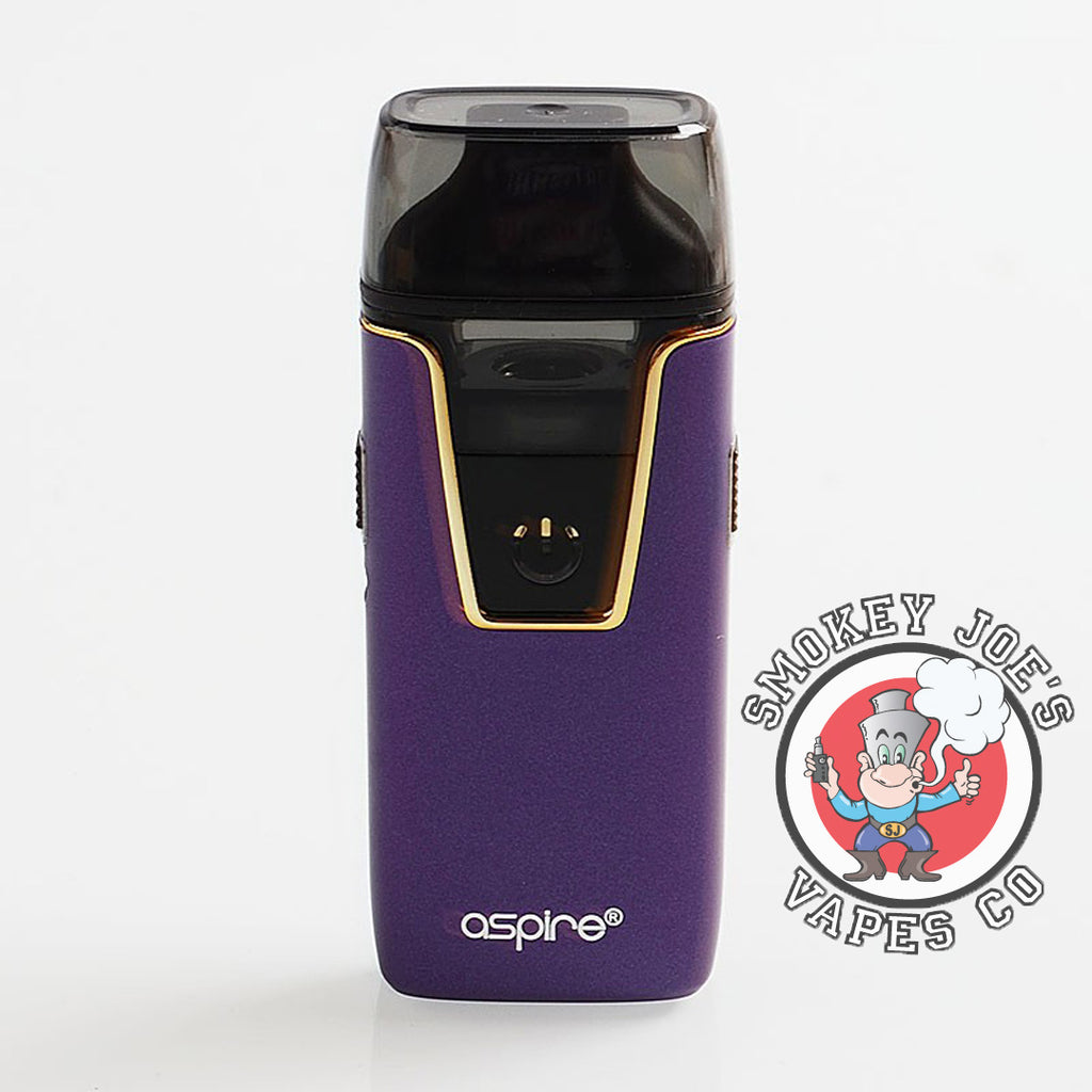 Smokey Joes Vapes Co - Nautilus AIO - Purple