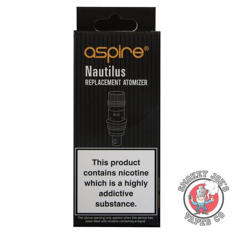 Aspire - Nautilus Coils - 0.7ohm - Front of box | Smokey Joes Vapes Co