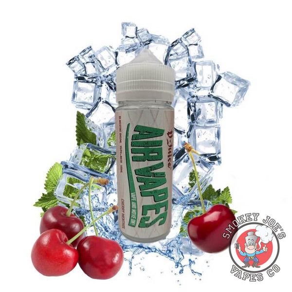 Air Vapes - Cherry Menthol - 50ml | Smokey Joes Vapes Co
